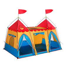 Children Indoor Outdoor Castle Play Tent Boys Girls. View Larger