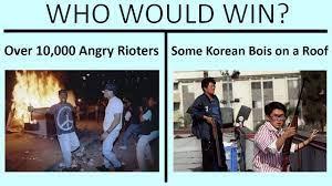 พลิกแฟ้มเหตุจลาจลเหยียดผิวครั้งใหญ่คราวก่อนในอเมริกา ย้อนรอยกลุ่ม'เกาหลี  ยอดตึก' จับปืนสู้พวกอันธพาลปล้นชิง