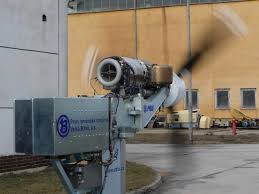 Successful tests of TP 100 new prototype turbo prop engine