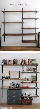 creative shelving systems with images