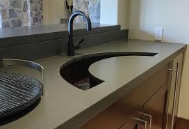 countertops custom concrete countertops beautiful concrete countertop forms