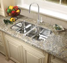picture of blanco 400751 niagara u 2 31 double bowl stainless undermount kitchen sink