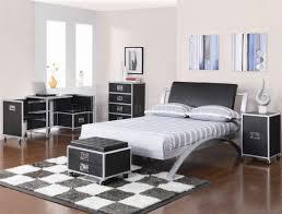 Silver Furniture Bedroom Black Silver Bedroom Furniture Sets Decoration Home Ideas Design