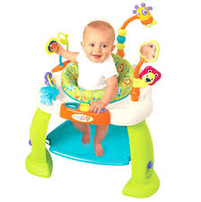 baby jumper activity station bounce toy exerciser rotating seat
