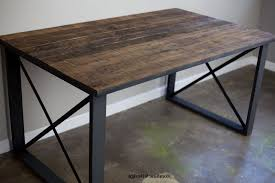 Best 25 Industrial Desk Ideas Pinterest