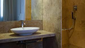 Wandverkleidung Stein Badezimmer Pietre Di Rapolano