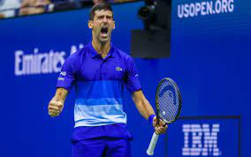 Novak Djokovic earns chance at tennis ...