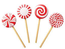 christmas lollipop clip art. Brilliant Lollipop Set Of Christmas Candy On Wooden Stick Vector Art Illustration Inside Christmas Lollipop Clip Art H