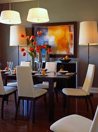 modern dining room colors. Dining Room, Excellent Room Painting Ideas Modern Colors Wooden Table Vas