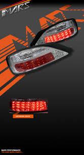 S15 Led Lights Details About Jdm Crystal Clear Led Tail Lights For Nissan 200sx Silvia S15 Sr20det Turbo