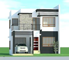 modern house design with floor plan in the philippines small modern house design simple house design