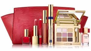 estée lauder the ready in red makeup collection