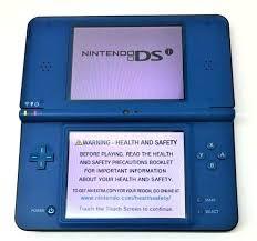 Nintendo Dsi Xl Console Sgnpfj Info