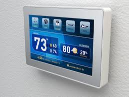 lennox smart thermostat. how to choose the best thermostat- nest, honeywell, lenox lennox smart thermostat