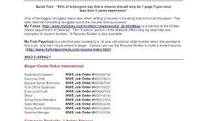Resume Model Download Putasgae Info