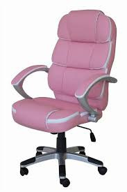 pink desk chair ikea swivel dining room chairs with casters