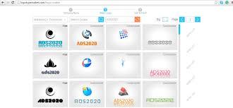 online logo designing 14 ultimate logo maker sites for designers logaster and paid web logo designing services online