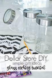 transfer paper for stencils dollar diy easy gift ideas glass jar etching tutorial dollar jar filled