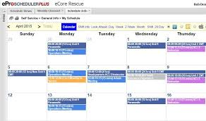 Web Based Employee Scheduling Software Build Shift Rotation