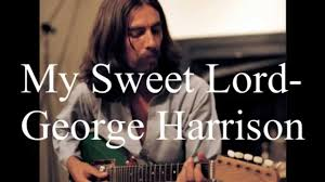 George Harrison- My Sweet Lord (Lyrics) | Sweet lord, George harrison, George  harrison albums