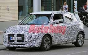 new car launches in japanNew generation Swift to be unveiled in Japan on December 27