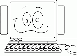 You can save your interactive online coloring pages that you have created in your gallery, print the coloring pages to your printer, or email them to friends and family. Computer Coloring Pages Coloring Rocks