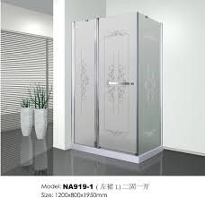 frosted glass shower enclosure. Hot Tags: Best Selling Hotel Frosted Glass Shower Enclosure Wholesale Cubicles NA919-1, China, Manufacturers, Suppliers, Factory, Wholesale, Cheap