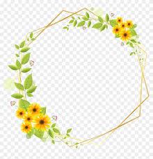 Download Download Flower Border Png Transparent Png