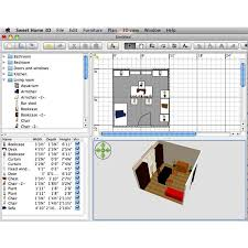 Sweet Home 3D Sweet Home 3D is a free interior design software .