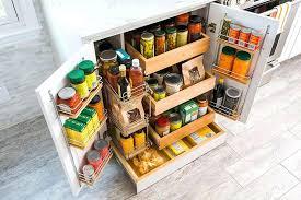 kitchen cabinet storage choosing accessories