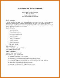 10 Retail Resume Sample Sales Associate Budget Reporting