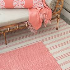 practical dash and albert herringbone rug woven cotton in c design by