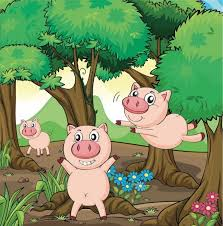 almost everyone knows the story of the three little pigs but it s one of those stories that you can hear again and again