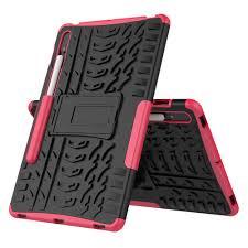 Ốp máy tính bảng Samsung Galaxy Tab S6 T860 TAB A8.4 2020 p615 Tab S7 11  inch Tab S7 plus 12.4 inch Tab A7 T505 tại Nước ngoài