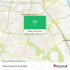 Santa Watermark How To Get To Watermark Ltd In Delhi By Bus Metro Or Train