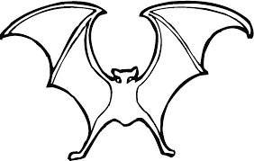 Small Picture Halloween Bat Coloring Pages Flying Bats Coloring Sheets Bat