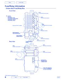 showing post media for honda civic relay symbols honda civic lx main fuse box diagram gif 612x792 honda civic relay symbols