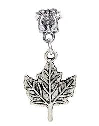 image unavailable image not available for color pendant jewelry making maple leaf canada