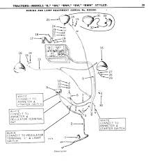 201Wiring the wiring on the john deere model b on john deere b wiring diagram