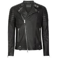 allsaints jasper leather biker jacket 358