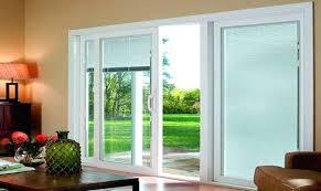 3 panel sliding patio door large size of patio single pane sliding glass door 3