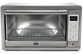 oster large digital toaster oven large capacity 6 slice digital convection