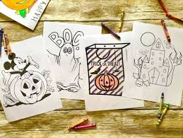 It's that spooky time of year again and the team at familyfun hope you will enjoy these halloween colouring pages for you and your kids. 27 Free Printable Halloween Coloring Pages For Kids Print Them All