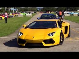 World S Best Supercars Lamborghini Aventador Vs Ferrari Enzo Vs