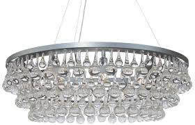 celeste glass drop crystal chandelier chrome with wires light throughout glass drop chandelier