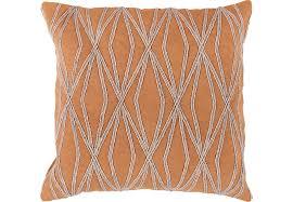 orange accent pillows. Orange Accent Pillows
