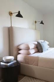beige and pink bedroom design