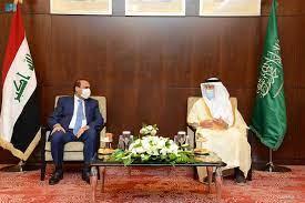 السعودية والعراق يوقعان اتفاقات بحرية وجوية وبرية