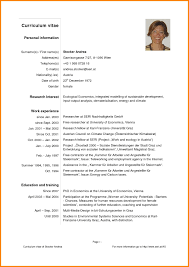 English Resume Sample Ultimate Latest Resume Samples Pdf On 24 English Resume Sample 9