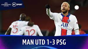 Manchester United v Paris Saint-Germain (1-3) | Champions League Highlights  - The Global Herald